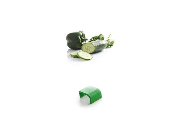 Hendi Clips HACCP green