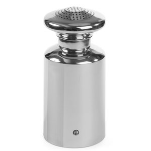 Hendi Stainless steel salt spreader | Screw | Ø80x (H) 175mm