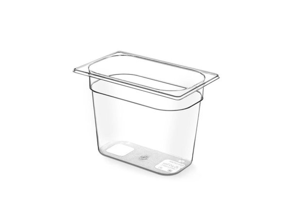 Hendi Gastronormbak 1/4 - 150 mm - BPA-frei Tritan