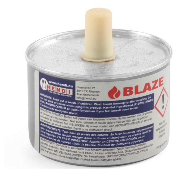 Hendi Fire Pasta - tin / wick 225 g - diethylene glycol Liquid Blaze