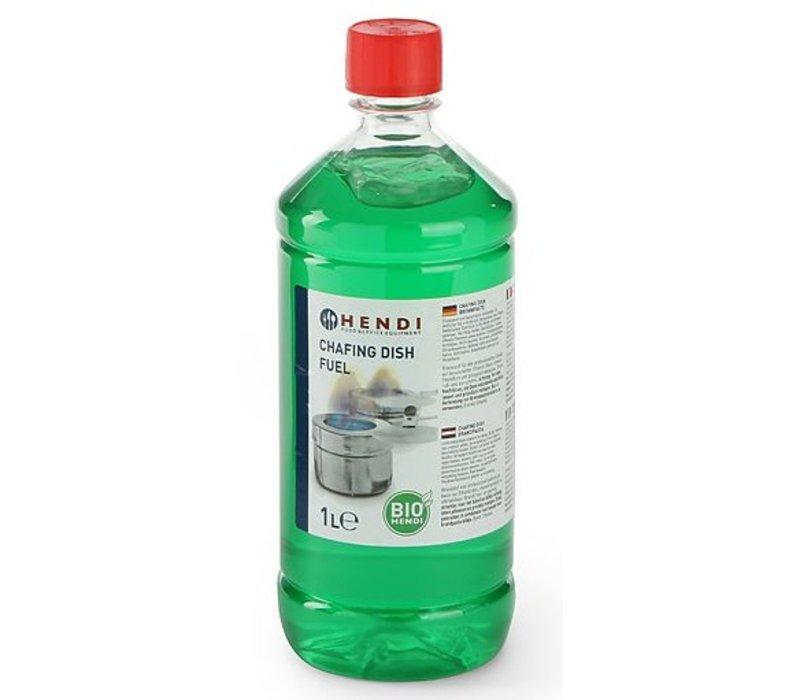 Hendi Brandpasta - 12 x fles 1 Liter- ethanol A-Heat