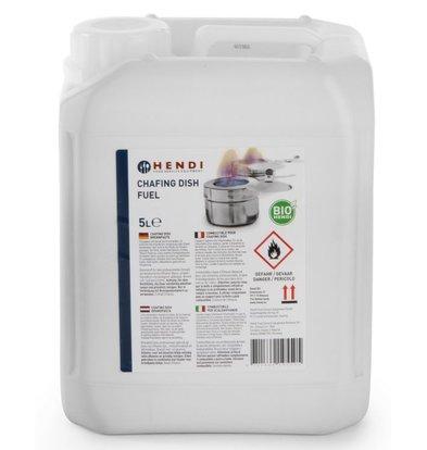 Hendi Brandpasta - can 5 Liter- ethanol A-Heat