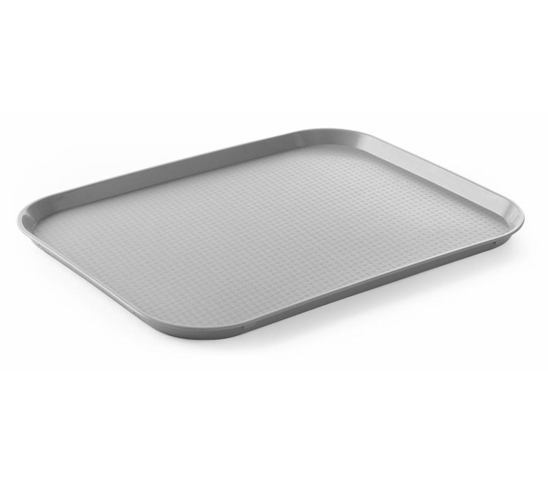 Hendi Catering tray FAST FOOD | Polypropylene + Stackable | 350x450mm | CHOOSE FROM 6 COLORS