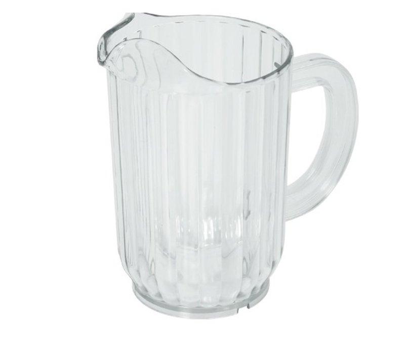 Hendi Waterkan Polycarbonaat   1,8 Liter   Ø135x(H)200mm