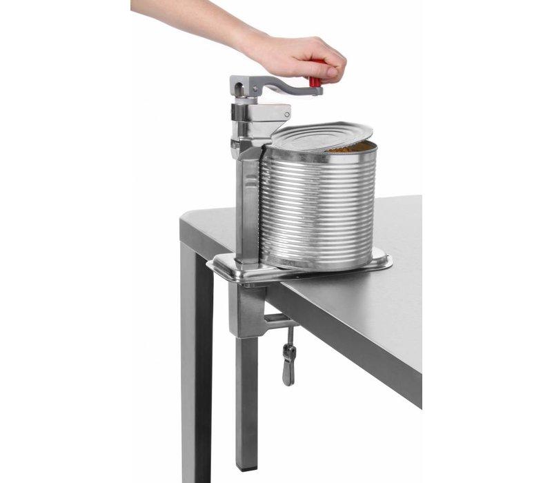 Hendi Staartbusopener stainless steel 550 mm | with table mount