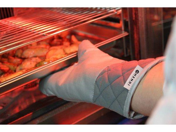 Hendi Oven Mitts Heat Resistant - Fibreglass 350 degrees - Unisex 430mm