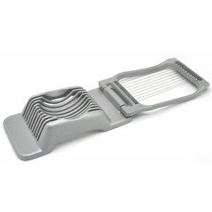 Hendi Eiersnijder Aluminium   Rechthoekig   130x85mm
