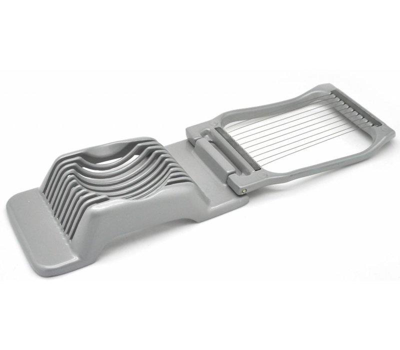 Hendi Eierteiler Aluminium | Rechteckig | 130x85mm