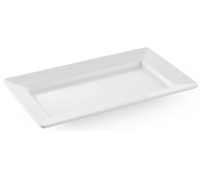 Hendi Plateau Rectangle | Melamine | 360x205x (H) 38mm