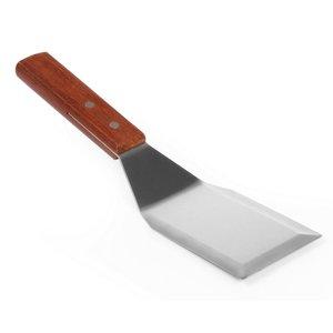 Hendi Hamburger Turner | mit Holzgriff | 120x75x (L) 280 mm