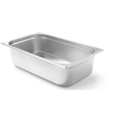 Hendi Gastronormbak RVS 1/1 - 150 mm | 325x530mm