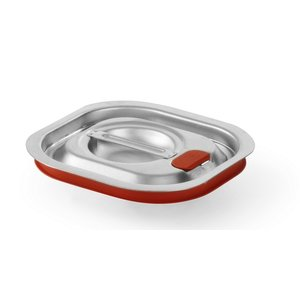 Hendi Gastronorm lid z / uitsp. Sixth
