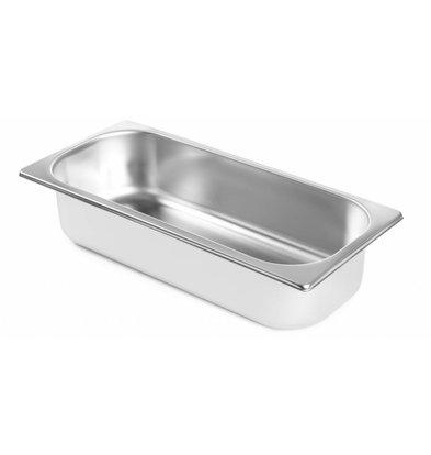 Hendi Edelstahl Eiskübel | 3,5 Liter | 360x165x80mm