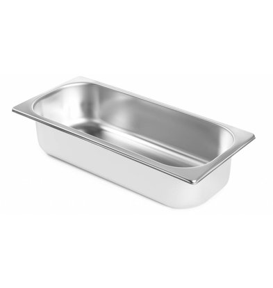Hendi Stainless steel ice bucket | 3.5 Liter | 360x165x80mm