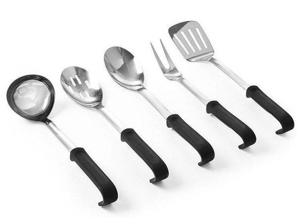 Hendi Vleesvork rvs 345 mm - met PP handgreep Kitchen Line