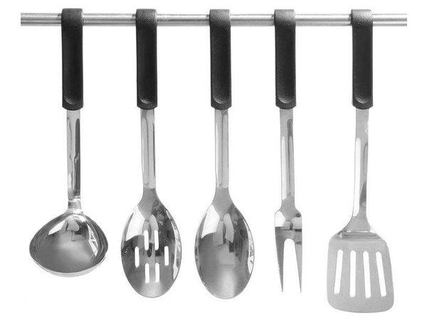Hendi Spatel aus rostfreiem Stahl | PP Griff | 355 mm
