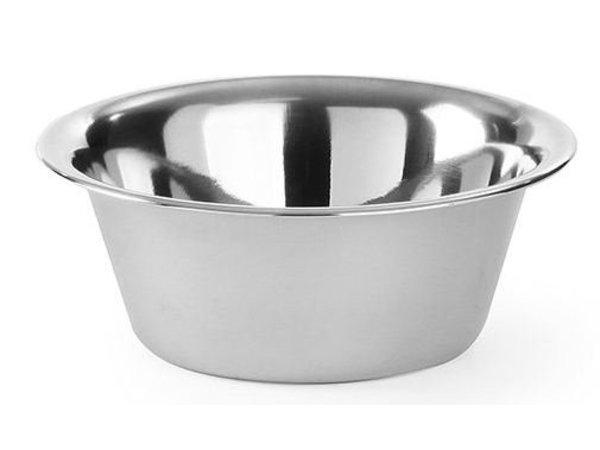 Hendi Küchenwaage - Edelstahl - 3,1 Liter - Ø280x (H) 99mm