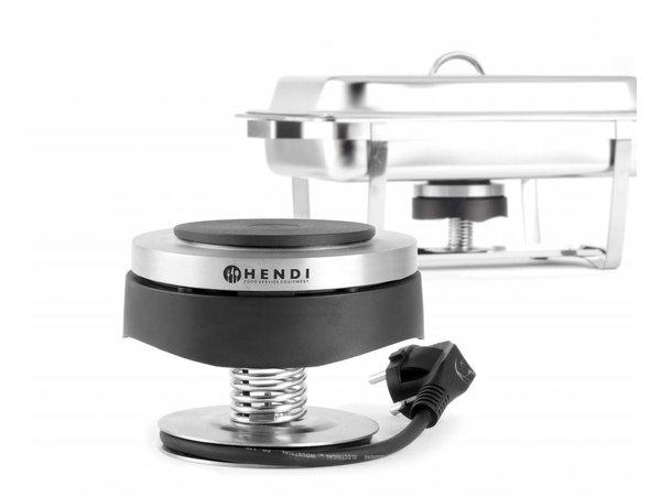 Hendi Electric Heating Chafing Dishes - HENDI - NO BRAND PASTA NEEDED