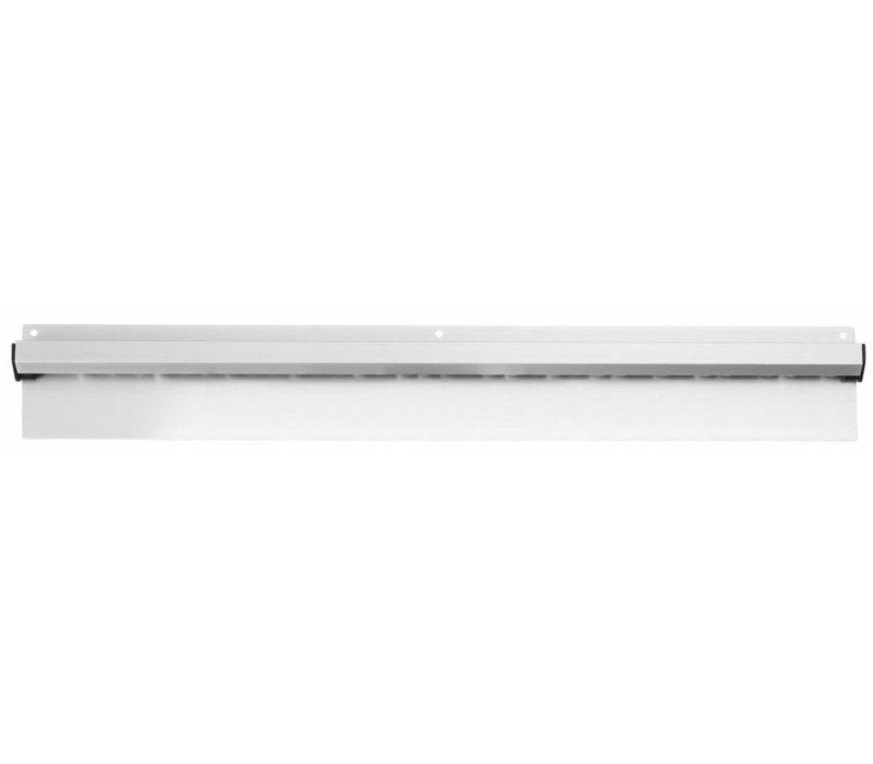 Hendi Voucher holder 600 mm - satin aluminum