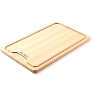 Hendi Meat Shelf 390x230x16 mm - Buche massiv mit SAP Drain