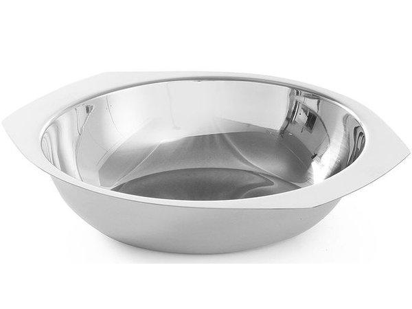 Hendi Vegetable Bowl stainless steel - 140x (H) 35mm