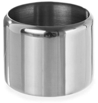 Hendi Suikerpotje RVS | 0,3 Liter | Zonder Deksel | Ø85x(H)65mm