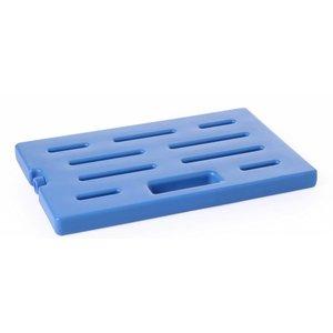 Hendi Kühlkörper | zu -18C | Kühlvitrine 424 186 | GN 1/1 | 510x300mm