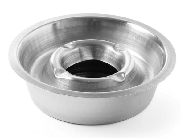 Hendi The bottom part with ashtray   Stainless steel   140x40mm