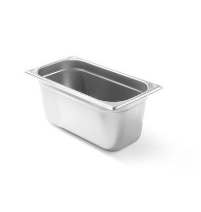 Hendi Gastronormbak RVS 1/4 - 150 mm | 265x162mm