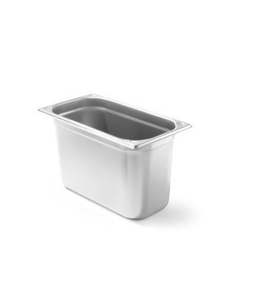 Hendi Gastronormbak RVS 1/4 - 200 mm | 265x162mm