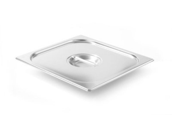 Hendi Gastronorm lid z / uitsp. Two thirds