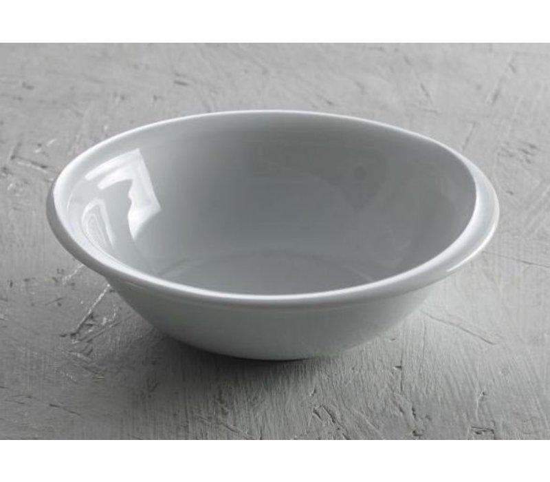 Hendi Saladeschaal - Exclusiv - 150x45 mm - Wit - Porselein