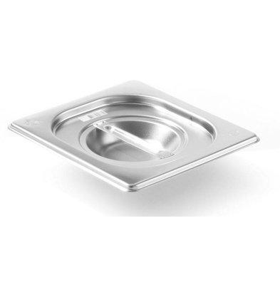 Hendi Gastronorm-Deckel z / uitsp. Sechste