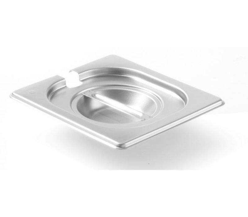 Hendi Gastronorm-Deckel 1 uitsp. Sechste