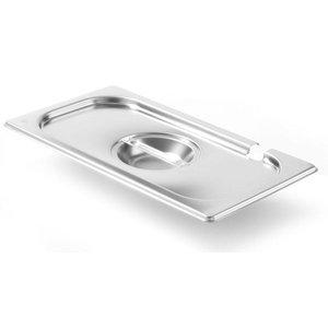 Hendi Gastronorm-Deckel 1 uitsp. Dritte