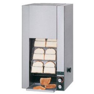 Diamond Go through Toaster | Variable Speed | 720 slices / per hour | 445x448x (h) 838 mm | 4000W