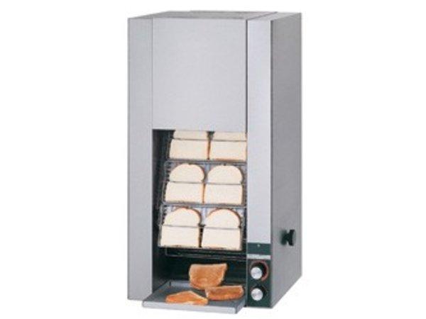 Diamond Gehen Sie durch Toaster | Variable Speed | 720 Scheiben / pro Stunde | 445x448x (h) 838 mm | 4000W