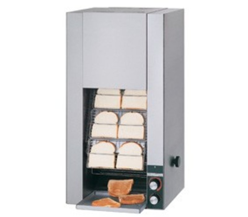 Diamond Go through Toaster | Variable Speed ​​| 720 slices / per hour | 445x448x (h) 838 mm | 4000W