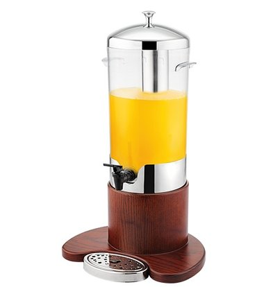 XXLselect Buffet Getränke Spender | 5 l mit Ablassventil | 320x270x (H) 520mm