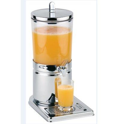 APS Sapdispenser mit 2 Kühlkörper | 4 Liter mit Ablassventil | 210x320x (h) 430 mm