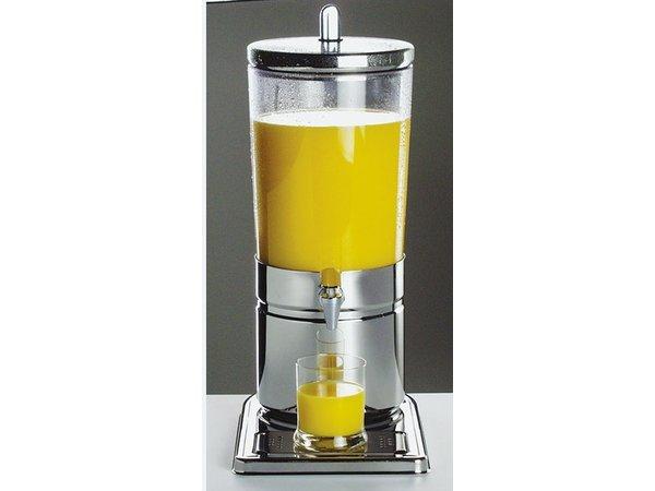 APS Sapdispenser mit 2 Kühlkörper | 6 Liter mit Ablassventil | 230x350x (h) 520 mm