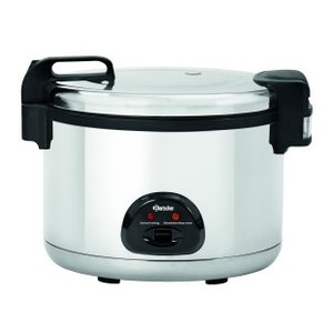 Bartscher Rice Cooker 12 Liter | Edelstahl | Ø465x (H) 400mm