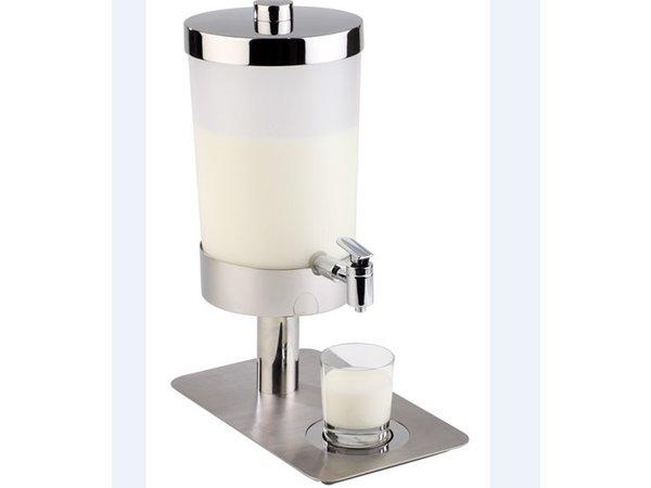 APS Milk Dispenser 6 Liter | 2 Heat Sinks with drain valve | 210x350x (h) 480 mm