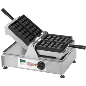 Neumarker Swivel Brussels Waffle maker - 415x300x (h) 190mm - 2Q