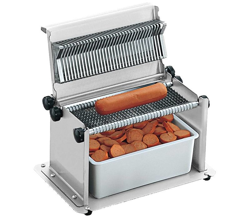 XXLselect Curry Sausage Cutter TW6 - 27x18x18cm
