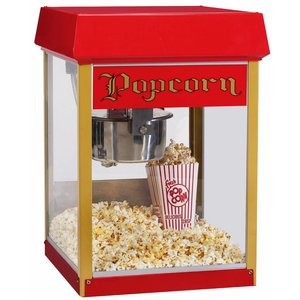 XXLselect Popcorn Machine - Funpop - 45x45x(h)62cm