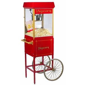 XXLselect Chassis für Popcornmaschine Europop - 800x500x880mm