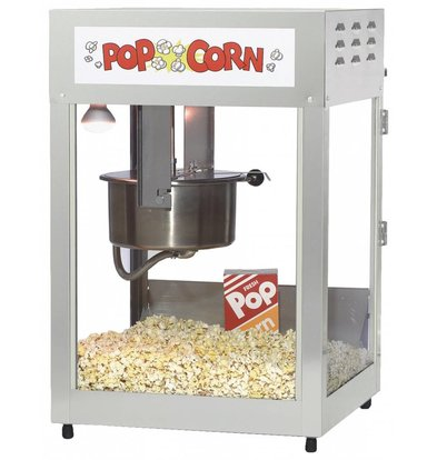 XXLselect Popcorn Machine - PopMaxx - 51x51x (h) 78cm