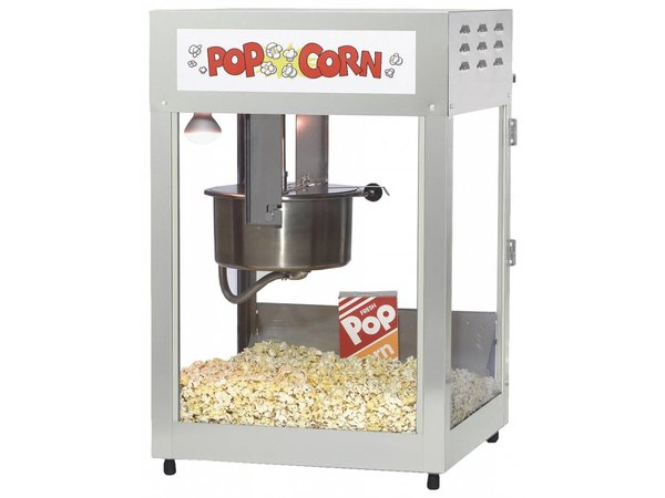 XXLselect Popcornmaschine - PopMaxx - 51x51x (h) 78cm
