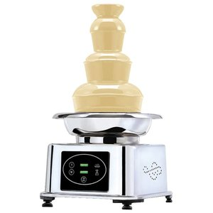 XXLselect Chocolate Fountain - Automatic - 3.2kg chocolate - 32x (h) 56cm